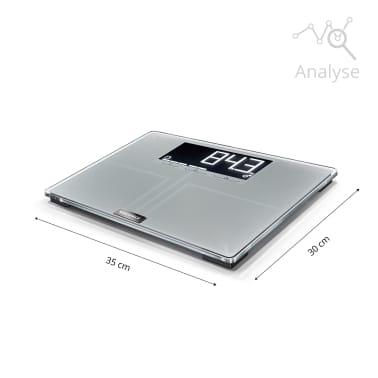 Soehnle Pèse-personne Shape Sense Profi 300 200 kg Argenté 63869[11/11]