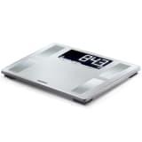 Soehnle Personenwaage Shape Sense Profi 200 180 kg Silber 63870