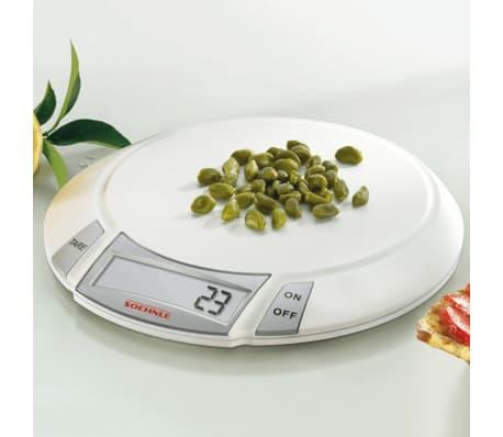 Acheter soehnle balance de cuisine olympia 5 kg blanc 66110 pas cher - Balance de cuisine 10 kg ...