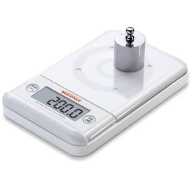 Acheter soehnle balance de cuisine ultra 2 0 0 5 kg blanc 66150 pas cher - Balance de cuisine 10 kg ...