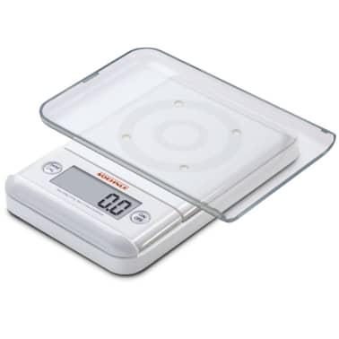 Soehnle balance de cuisine ultra 2 0 0 5 kg blanc 66150 - Balance de cuisine 10 kg ...