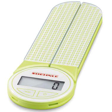 Acheter soehnle balance de cuisine genio 5 kg vert 66228 for Soehnle balance cuisine