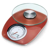 Soehnle Küchenwaage Vintage Style 5 kg Rot 66229