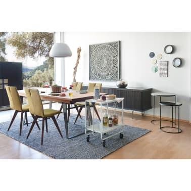 Leifheit Sulankstomas virtuvės vežimėlis, baltas 74236[3/7]