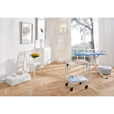 Leifheit Sulankstomas virtuvės vežimėlis, baltas 74236[4/7]