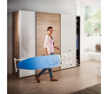 leifheit b gelbrett air active m wei und blau 76080 g nstig kaufen. Black Bedroom Furniture Sets. Home Design Ideas