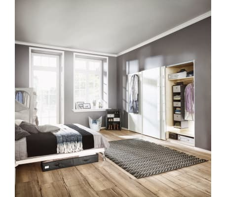 Leifheit Mueble zapatero 60x35x81,5 cm negro 80005[6/7]