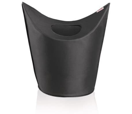 Leifheit Cesto para la ropa 60x35x80 cm negro 80021[1/7]