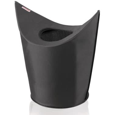 Leifheit Cesto para la ropa 60x35x80 cm negro 80021[2/7]