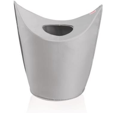 Leifheit Cesto para la ropa 60x35x80 cm gris 80022[1/7]