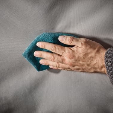 Leifheit Cesto para la ropa 60x35x80 cm gris 80022[7/7]