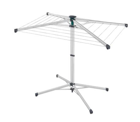 Leifheit Tendedero de ropa giratorio con funda LinoPop-Up 140[1/15]