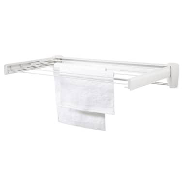 Leifheit wanddroogrek Telegant Plus 70 White 83201[1/4]