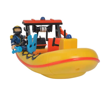 Simba Barco de juguete Neptune rojo y amarillo[4/8]