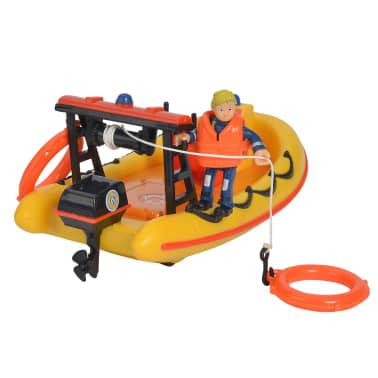 Simba Barco de juguete Neptune rojo y amarillo[5/8]