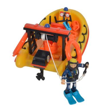 Simba Barco de juguete Neptune rojo y amarillo[6/8]