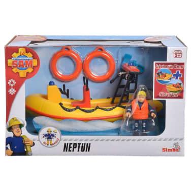 Simba Barco de juguete Neptune rojo y amarillo[8/8]