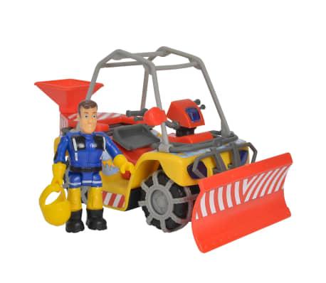 Simba Quad para la nieve de juguete Winter Mercury