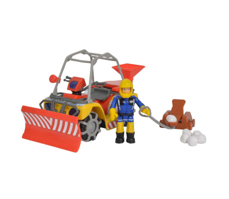 Simba Quad para la nieve de juguete Winter Mercury[2/5]