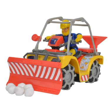 Simba Quad para la nieve de juguete Winter Mercury[3/5]