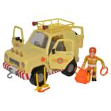 Fireman Sam voiture de sauvetage jouet Mounain 4x4