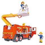 Brandmand Sam legetøjsbrandbil Jupiter Deluxe