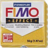 Pâte Fimo 57 g Effect pailletée Doré 8020.112 - Fimo
