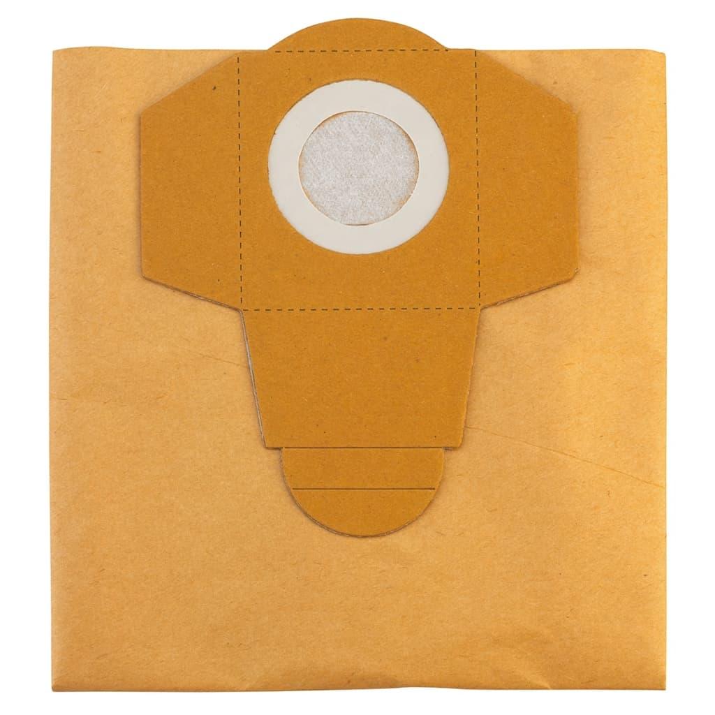 Afbeelding van Einhell stofzuigerzakken voor nat-/droogzuigers 25 liter 5 stuks