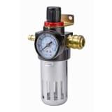 """Einhell Reduktor z filtrem i manometrem R 1/4"""" do sprężarki powietrza"""