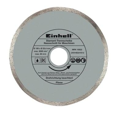 EINHELL - Disque diamanté Ø 180 x Ø 25.4[2/2]