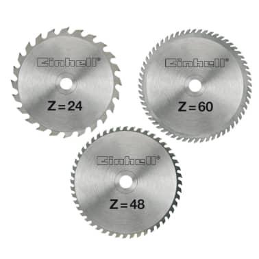 Einhell Kit de lames à scie HM 250 x 30 x 3 mm AK[1/2]