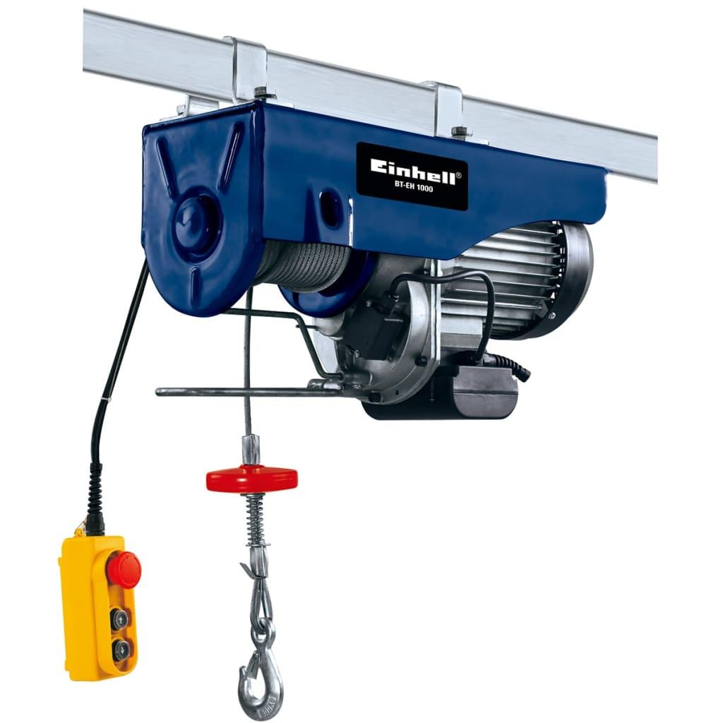 Afbeelding van Einhell elektrische kabeltakel BT EH 1000