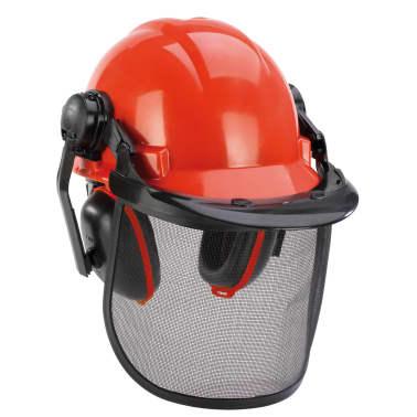 Casque de protection pour travail en forêt Einhell BG-SH 1[2/2]