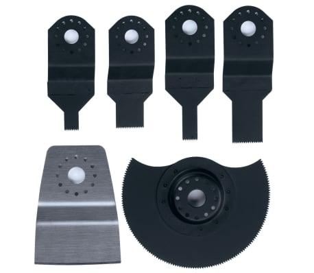 Kit d'accessoires pour outil mutifonction Einhell 6 pcs
