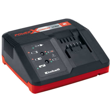 EINHELL chargeur rapide power X change 30 mn[1/3]