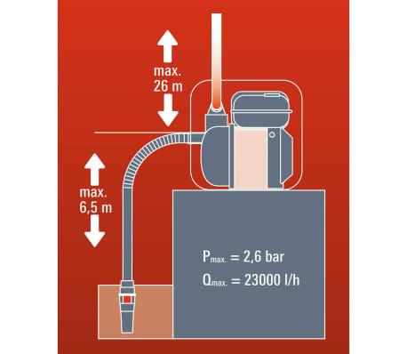 Einhell Benzin-Wasserpumpe GE-PW 45[13/15]
