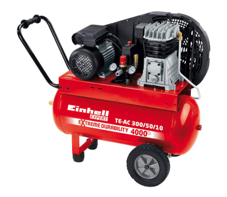 Einhell air compressor 50 l te ac 300 50 10 for Air compressor for pool closing
