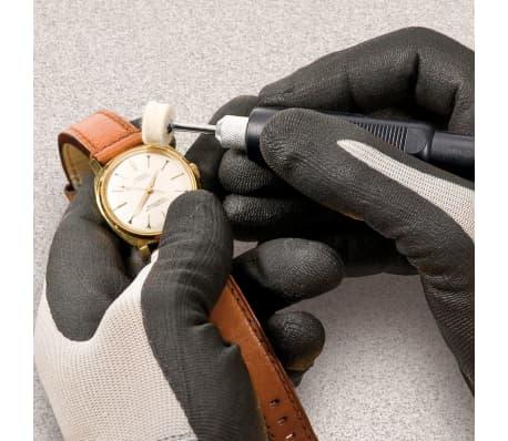 EINHELL kit touret à meuler multifonctions 120W TH-XG 75 + 100 a[11/11]