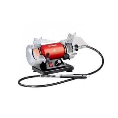 EINHELL kit touret à meuler multifonctions 120W TH-XG 75 + 100 a[2/11]