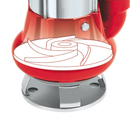 EINHELL pompe évacuation 1300W GC-DP 1340 G[5/13]