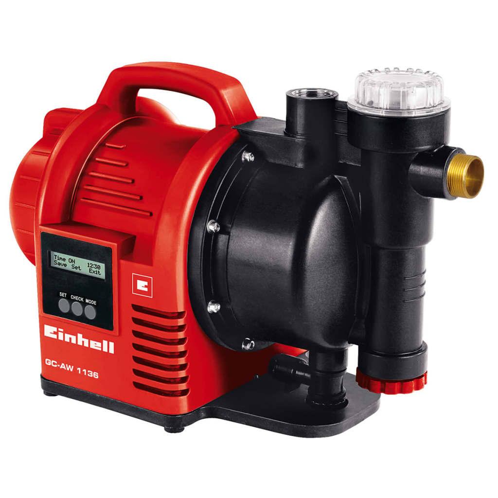 Einhell Pompa de apă automată GC-AW 1136 poza vidaxl.ro