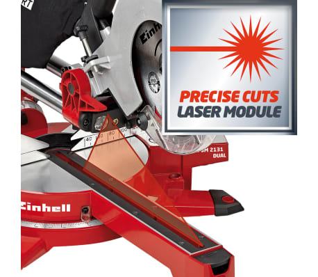 Acheter einhell scie onglet radiale 1800w te sm 2131 - Scie a onglet radiale pas cher ...