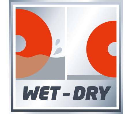 EINHELL touret à meuler sèche et eau 250W TC-WD 150/200[12/13]
