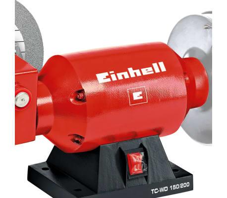 EINHELL touret à meuler sèche et eau 250W TC-WD 150/200[3/13]