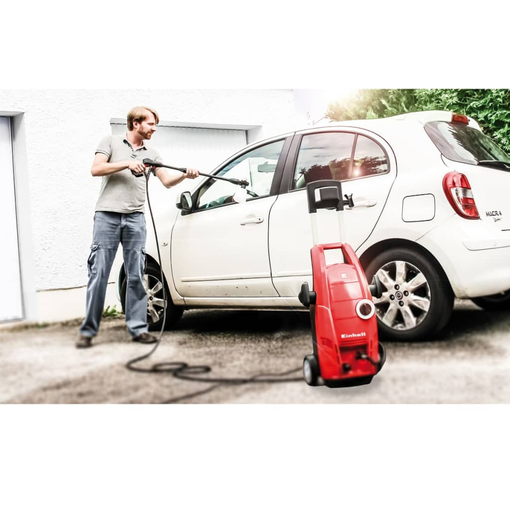 Nettoyeur à haute pression Einhell TC-HP 2042 PC pression de 150 bars maximum 7