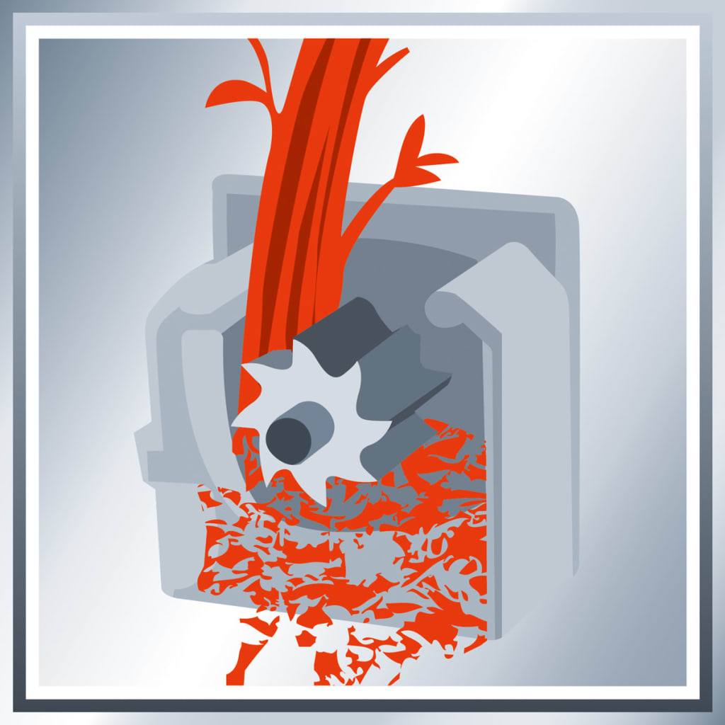 99405286 Einhell Elektro-Leisehäcksler 2300 W GC-RS 2845 CB