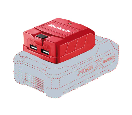 Einhell Powerbank USB adapter TE-CP 18 Li USB-Solo[1/5]