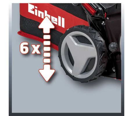 Einhell Tondeuse thermique 75 L GE-PM 48 S HW B&S[4/7]