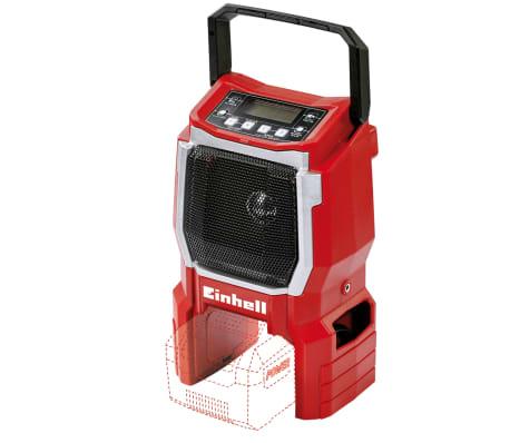 Radio de chantier sans fil Einhell TE-CR 18 Li-solo[1/4]