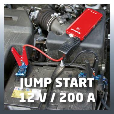 Einhell arrancador estación de energía CC-JS 12 12000 mAh 1091520[2/8]
